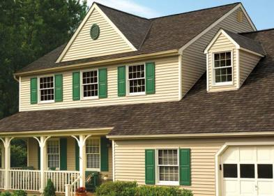 Ashphalt Shingle Roof Replacement in Massachusetts